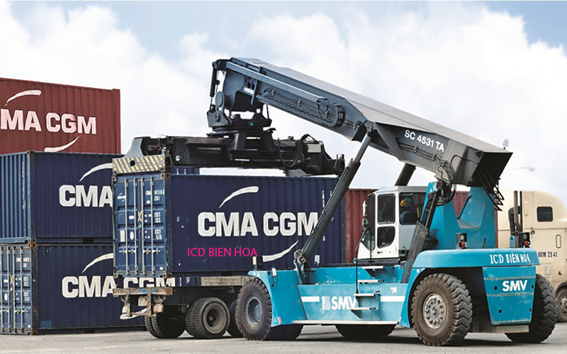 Dịch vụ Kho cảng - Logistics