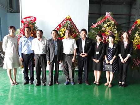 Lễ khai trương nhà xưởng Công ty TNHH AD-TECHNO VIỆT NAM