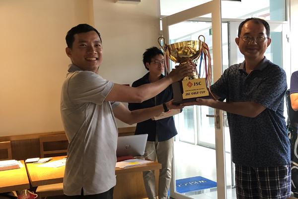 JSC Golf Cup lần 2