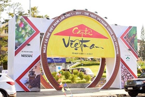 Ngày Hội Cà phê Việt Nam Lần 1